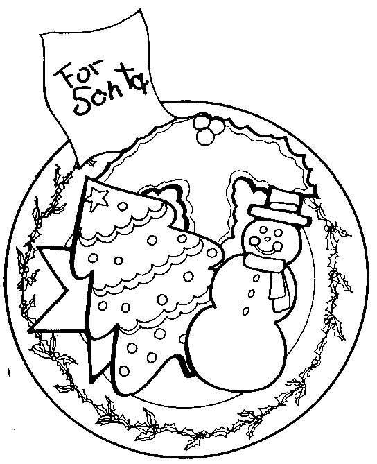 Disegni Di Palline Di Natale.Tanti Disegni Di Natale Da Colorare E Attaccare Divertendosi Con I
